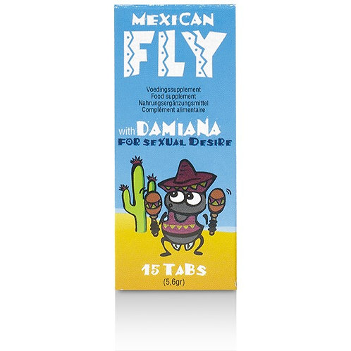Mexican Fly (15 Tabs)