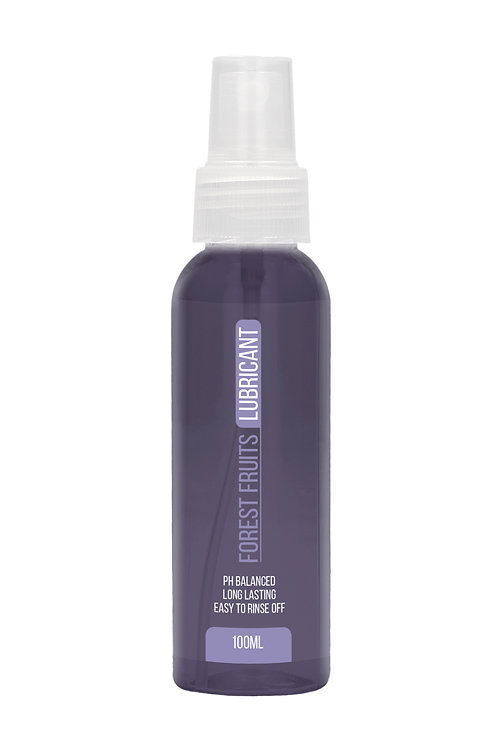 Forest Fruits -Water Based Lubricant 100ml