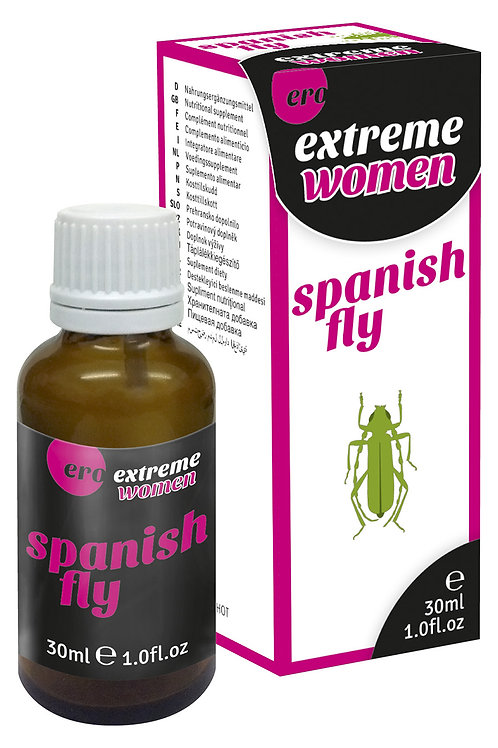 Spanish Fly Extreme - Woman