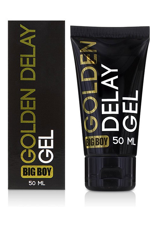 Big Boy - Golden Delay Gel 50ml
