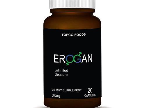 Erogan Max Power Male Enhancement 20 capsules