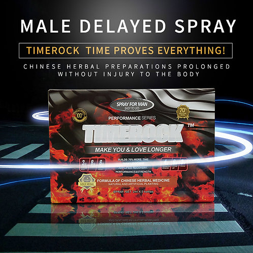 Timerock Delay Spray (5 Pack)