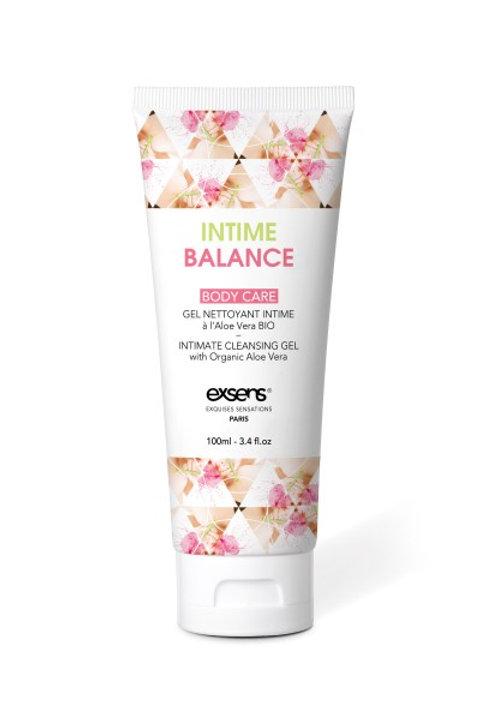 Intime Balance -100ml Intimate Hygiene Gel