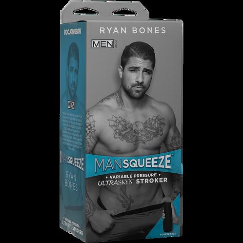 Man Squeeze - Ryan Bones Ass Masturbator