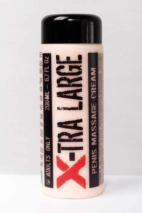 X-tra Large - Penis Massage Cream 200ml