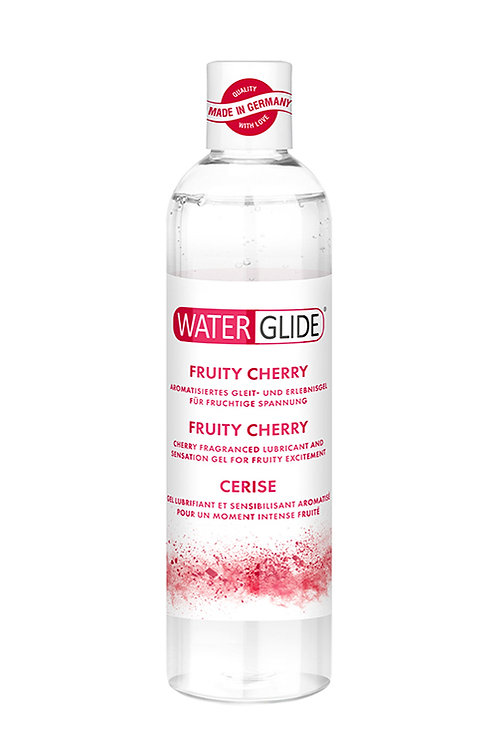 Waterglide - Fruity Cherry Lubricant 300ml