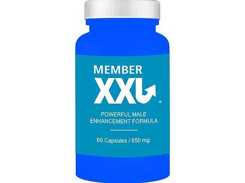 Member XXL Penis Enlargement 60 Capsules