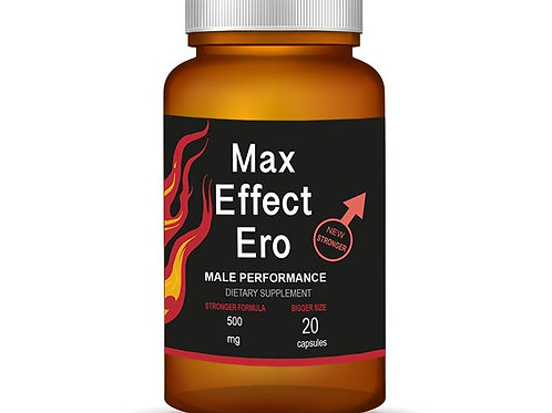 Max Effect Ero for Erection 20 Capsules