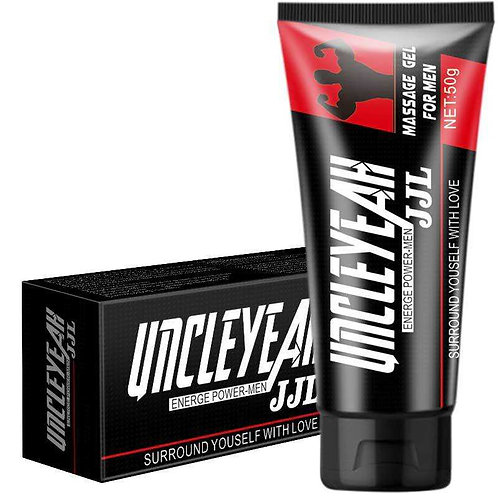 Uncle Yeah - Massage Gel For Men 50g