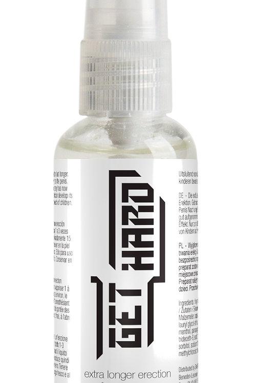 Get Hard - Erection Spray
