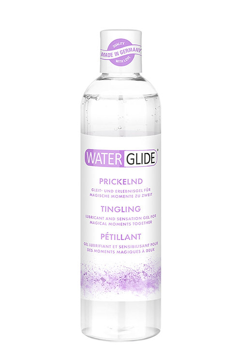 Waterglide Tingling Lubricant 300ml