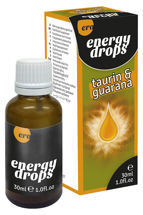 Spanish Fly Energy Drops (Taurin & Guarana)