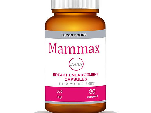 Mammax Daily Breast enlargement 30 capsules
