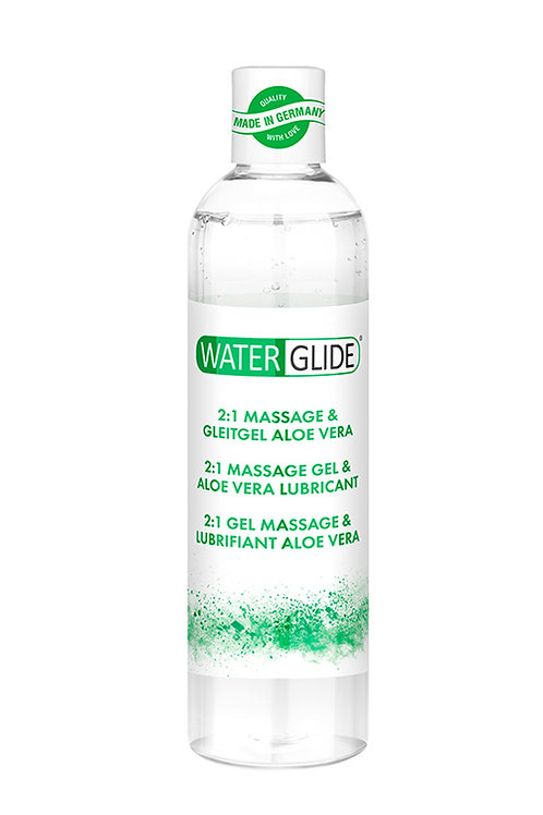 Waterglide Aloe Vera Lubricant 300ml