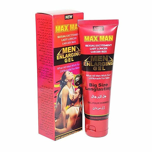 MaxMan (Red Label) Male Enlarging Cream 50g