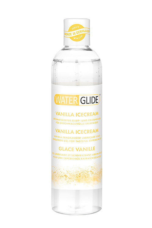 Waterglide - Vanilla Ice Cream Lubricant 300ml
