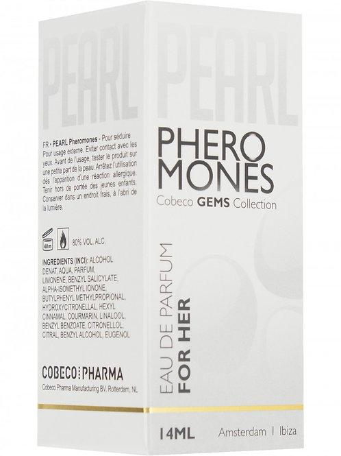 Cobeco Pearl Pheromones - Eau De Parfum For Her 14ml
