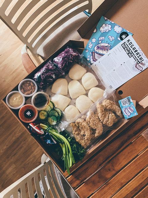 Chicken Bao Kit (8 Baos)