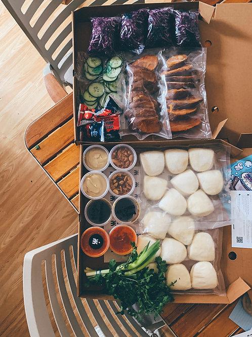 Veggie Bao Kit (16 bao's)