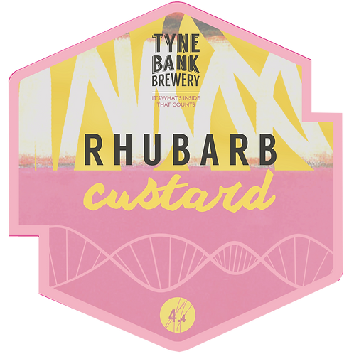 Rhubarb & Custard (330ml x 12)