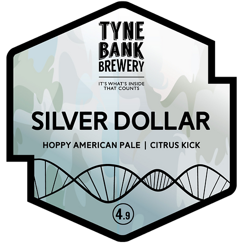 Silver Dollar (12 x 500ml)