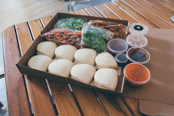 DIY Bao Kit