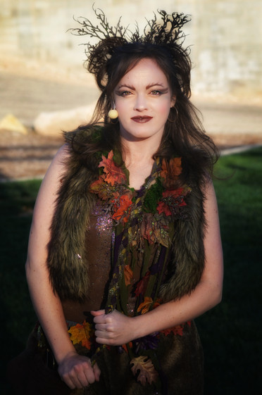 Ginger Nelson as Puck