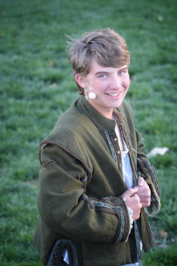 Kirk Jackson as Flute