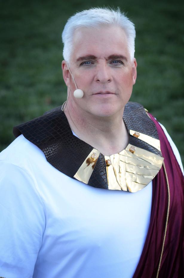 Brad Christensen as Theseus