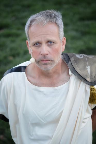 Josh Jackson as Egeus