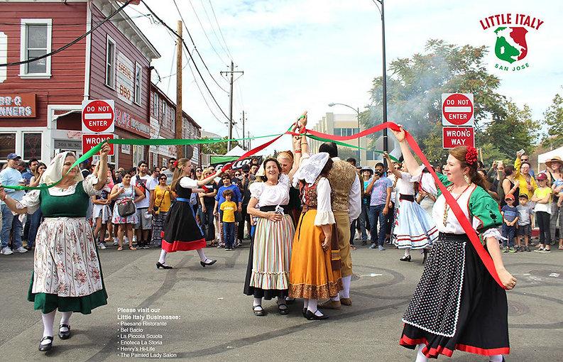 <image:San Jose Italian Festival> <image:Little Italy San Jose>