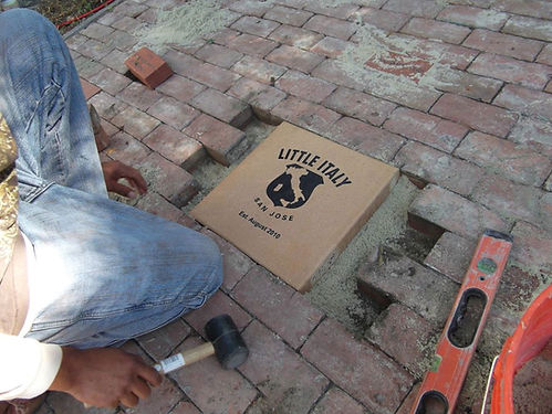 Buy A Brick - Little Italy San Jose