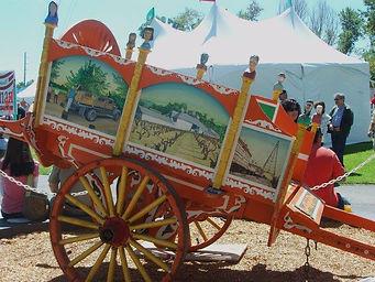 <image: Little Italy Museum - Italian Cultural Center> <image:San Jose> <image:Sicilian Cart>