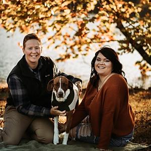 Brooke + Jenn Fayetteville, AR