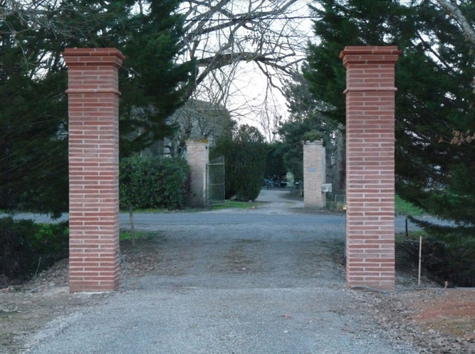 Création de piliers