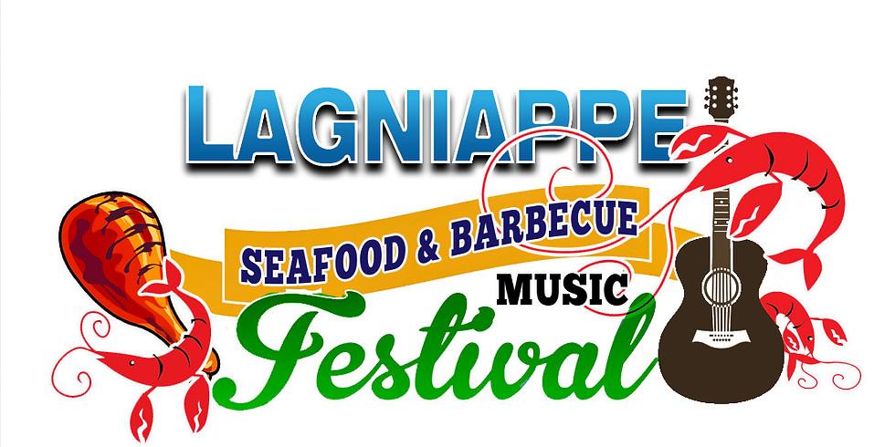2nd Annual Lagniappe Fest