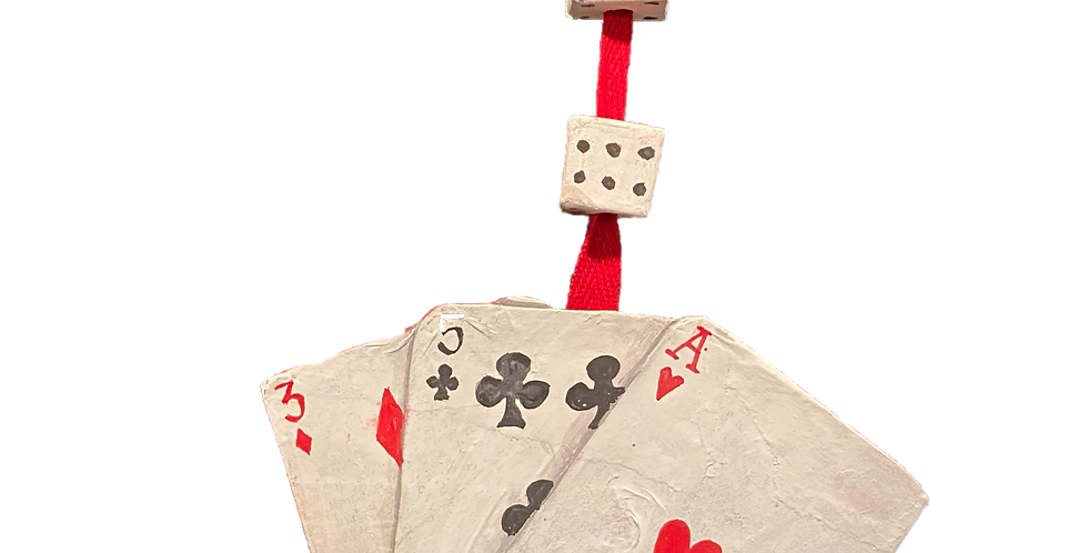 RESET X The Swedish Meatball - Paper Poker