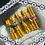 Thumbnail: Natural - Set of 6 100% Beeswax Spiral Candles