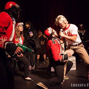 Flash Ah-Ahh 1st Annual Holiday Show