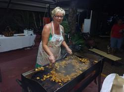 Cookingbutterchicken