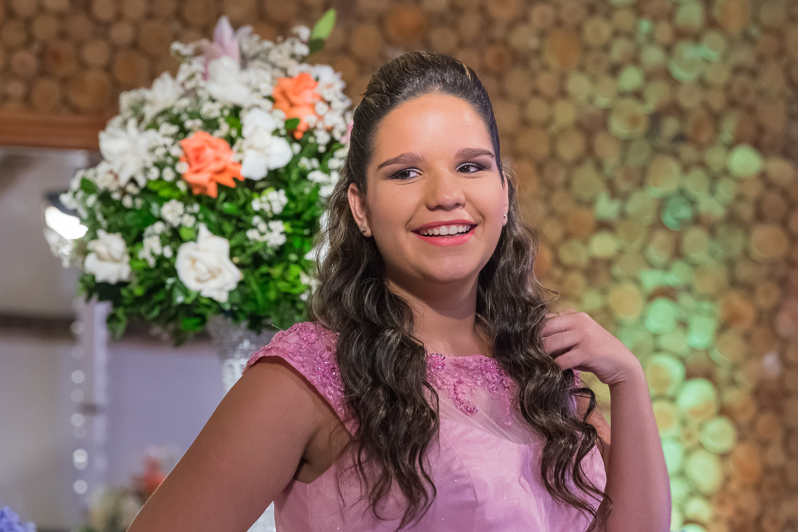 Sweet Fifteen - Joanna