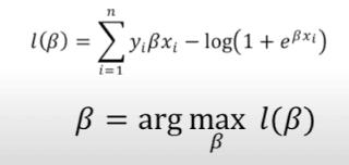 After Simplification of Likelihood equation