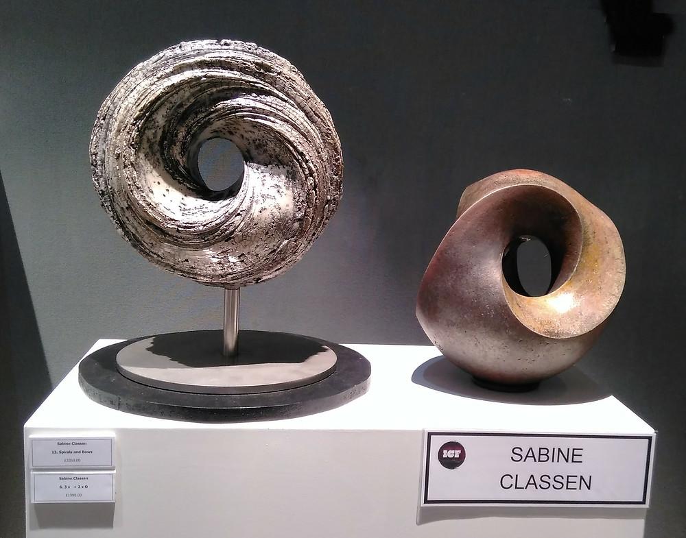 Classen sculptures