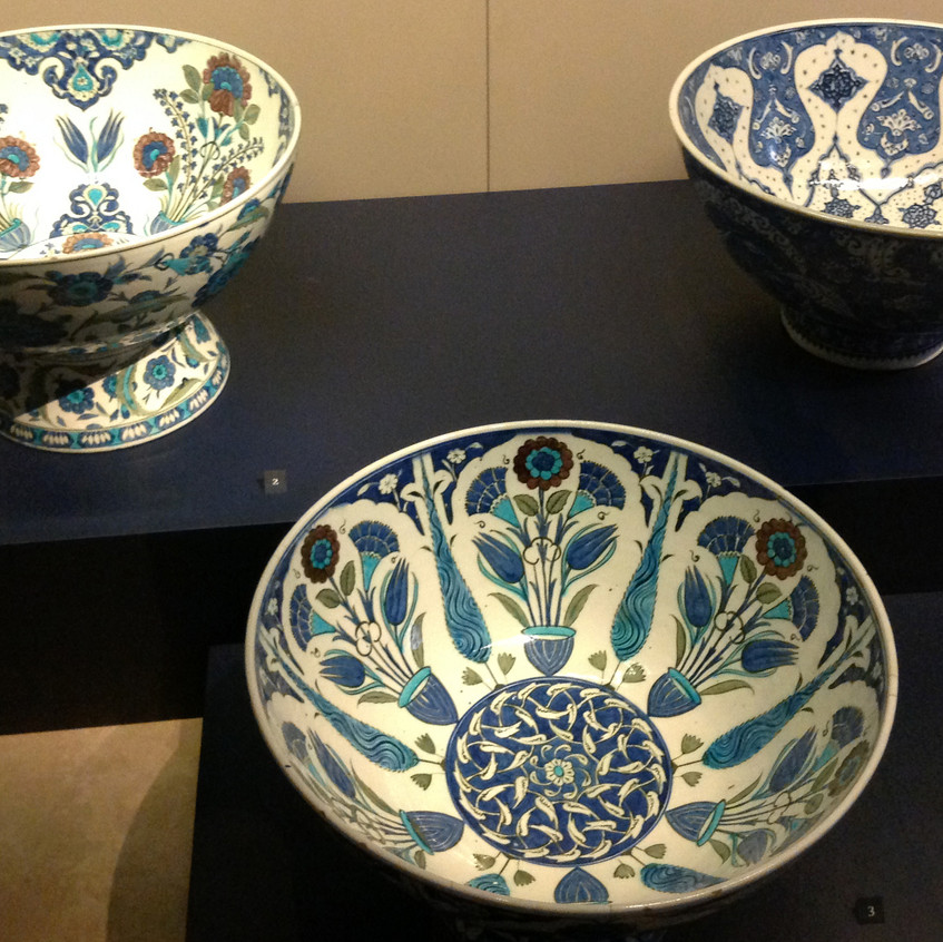 Iznik early 16th century