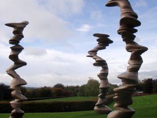MA visit to Yorkshire Sculpture Park