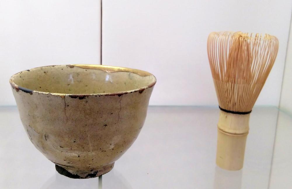 Tea bowl, Momoyama period, c. 1600