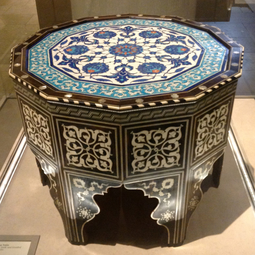 Iznik table top 1560