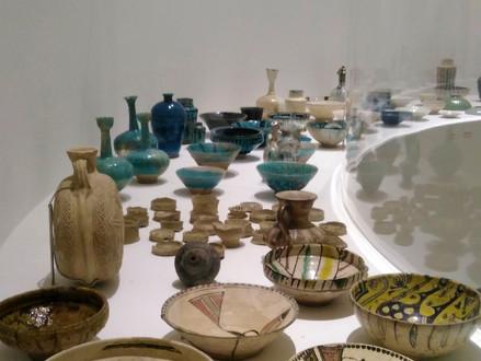 Islamic Art at the Museum für Kunst & Gewerbe, Hamburg