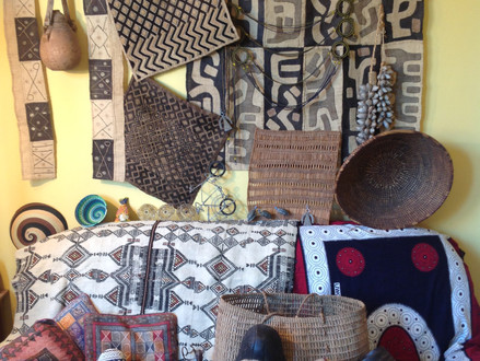 Researching Patterns: African Textiles
