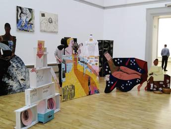 Lubaina Himid exhibition: Hard Times